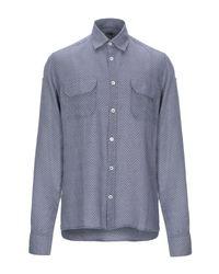 Chemise Roda pour homme en coloris Blue