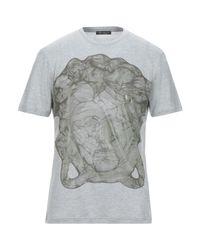 Versace Gray Undershirt for men