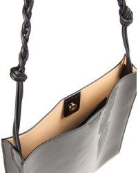 Jil Sander Black Shoulder Bag
