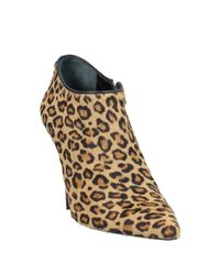 Aldo Castagna Natural Ankle Boot