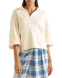 Pullover di Tibi in White