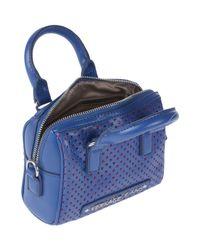 Versace Jeans Blue Handbag