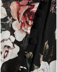 Vestito corto di Nicholas in Black