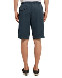 Our Legacy Blue Bermuda for men