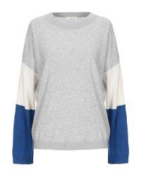 Pullover di JEFF in Gray