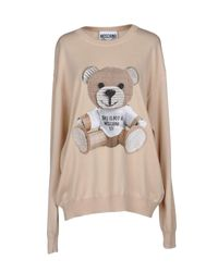 Moschino Natural Pullover
