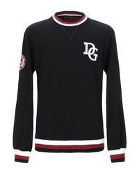 Sweat-shirt Dolce & Gabbana pour homme en coloris Black