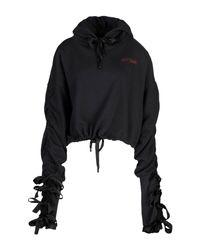 BROGNANO Black Sweatshirt