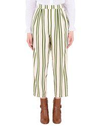 Pantalone di Moss Copenhagen in Multicolor
