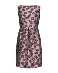 Cinzia Rocca Pink Knee-length Dress