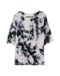 Enza Costa Gray T-shirt