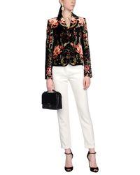 Roberto Cavalli Black Suit Jacket