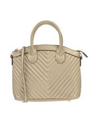 Mia Bag Natural Handbag