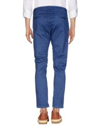 Imperial Blue Casual Pants for men