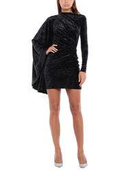 Minivestido Balenciaga de color Black