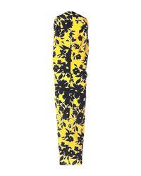 Michael Kors Yellow Long Dress