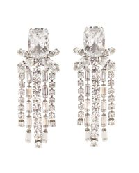 Shourouk - Metallic Earrings - Lyst