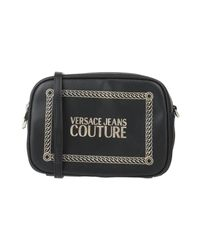 Versace Jeans Black Cross-body Bag