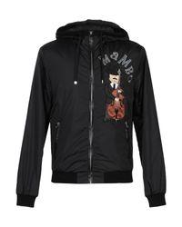 Giubbotto di Dolce & Gabbana in Black da Uomo