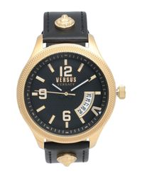 Versus  Black Wrist Watch for men
