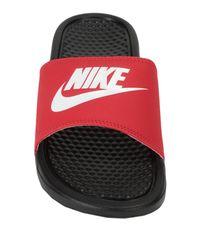 Sandalias Nike de hombre de color Red