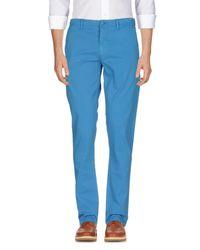 BOSS by Hugo Boss Blue Casual Trouser for men