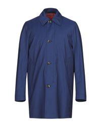 Paul Smith Lange Jacke in Blue für Herren