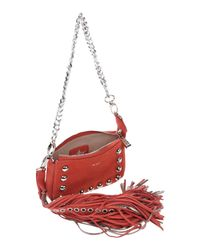Mia Bag Red Handbag