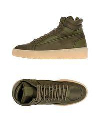 ETQ Amsterdam Green High-tops & Sneakers for men