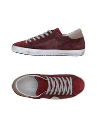 Philippe Model Multicolor Low-tops & Sneakers for men