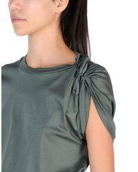 Isabel Marant Green Short Dress