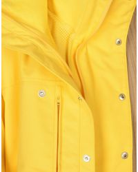 Vetements Yellow Jacke
