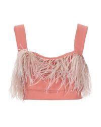 Top di Jucca in Pink
