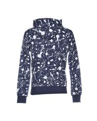 Carlsberg Blue Sweatshirt for men