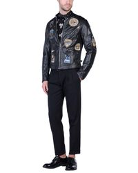 Dolce & Gabbana Black Jacket for men