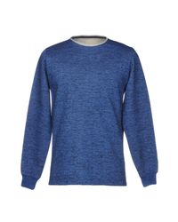 Rvlt - Blue Sweatshirt for Men - Lyst
