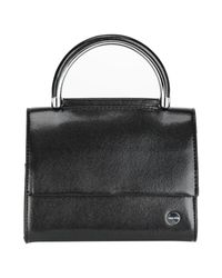Olga Berg Black Handbag