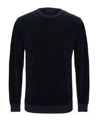 Pullover di Altea in Blue da Uomo