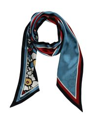 DSquared² Multicolor Scarf