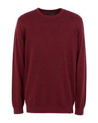 Calvin Klein Red Sweater for men