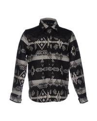 Pendleton Gray Shirt for men