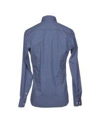 B.D. Baggies Blue Shirt for men