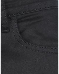 Calvin Klein Black Denim Trousers
