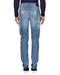 Marcelo Burlon Jeanshose in Blue für Herren