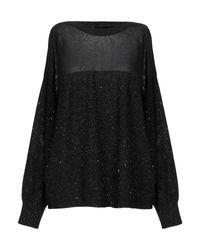 Pullover Les Copains en coloris Black