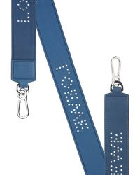 Loewe Blue Shoulder Strap