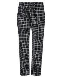 Haider Ackermann Black Casual Pants for men