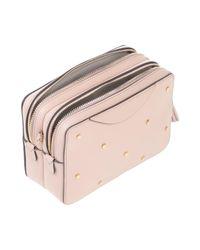 Bolso con bandolera Anya Hindmarch de color Pink