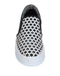 Pollini White Low-tops & Sneakers