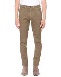 Pantalones Belstaff de hombre de color Multicolor